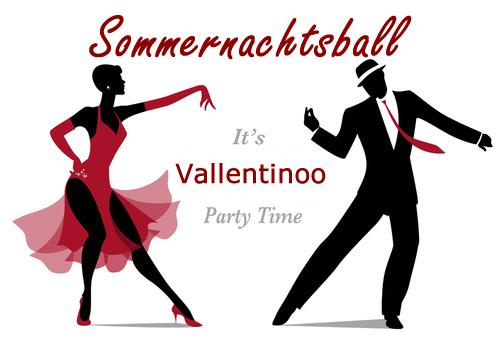 Sommernachstball Vallentinoo Party Time